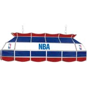 "Trademark Global® 40"" Tiffany Lamp, NBA Logo"