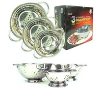 Sifters, Strainers & Colanders