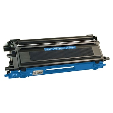 DATAPRODUCTS® - Cartouche de toner cyan, remise à neuf, Brother TN110 (TN110C)