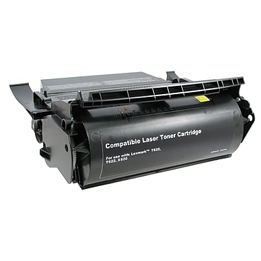 DATAPRODUCTS Reman Black Toner Cartridge, Lexmark T620NS (12A6860)