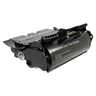 DATAPRODUCTS® Reman Black Toner Cartridge, Lexmark™ PTR T644 (64404XA)