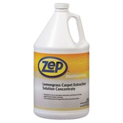 Zep Professional® Lemongrass Carpet Extraction Solution Concentrate, 1 gal