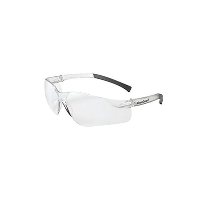 Kimberly-Clark Professional® Jackson Safety® V20 PURITY® Wraparound Safety Glasses, Clear Lens