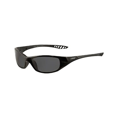 Kimberly-Clark Professional Jackson Safety V40 HELLRAISER Safety Glasses, Smoke Lens 318505
