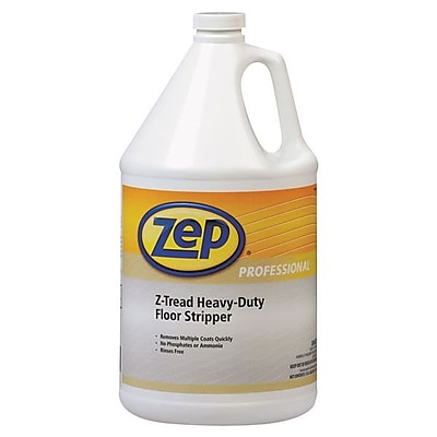 Zep Professional® Z-Tread Heavy Duty Stripper, 1 gal Bottle