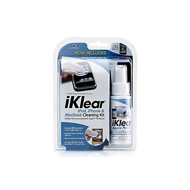 iKlear, IK-IPOD, cleaning kit for Apple products, 2oz spray
