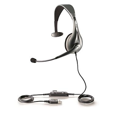 JabraMD – Casque d'écoute Mono 150 d'UC VoiceMC avec fil