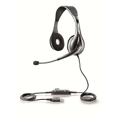 JabraMD – Casque d'écoute Duo 150 d'UC VoiceMC avec fil