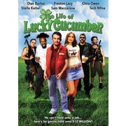 The Life of Lucky Cucumber (DVD)