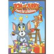 Tom & Jerry:Paws For A Holiday (DVD)