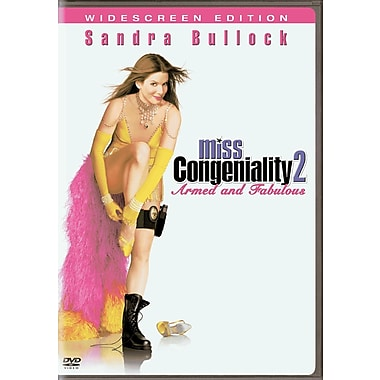 Miss Congeniality 2: Armed And Fabulous (DVD)