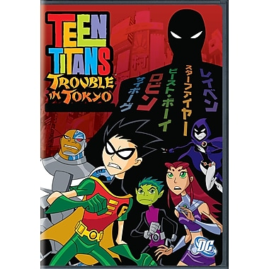Teen Titans Trouble inTokyo (DVD)