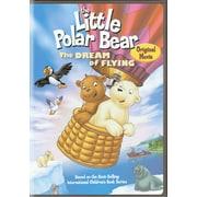 Little Polar Bear: The Dream of Flying (DVD)