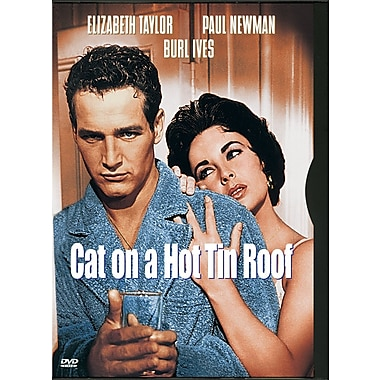 Cat on a Hot Tin Roof (1958) (DVD)