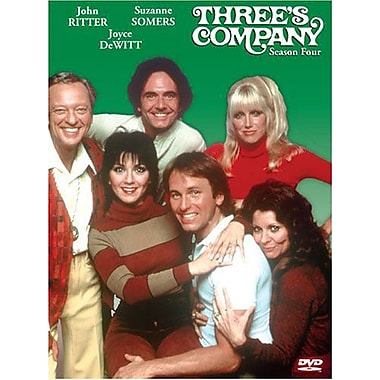 Three's Company: Season Four (DVD)