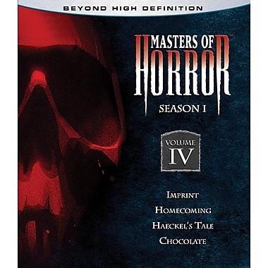Masters of Horror: Season 1, Volume 4 (Blu-Ray)