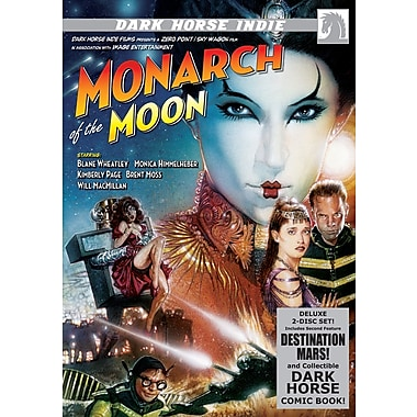 Monarch of the Moon/Destination Mars! (DVD)