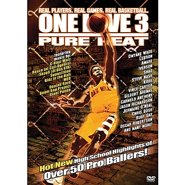 One Love 3: Pure Heat (DVD)