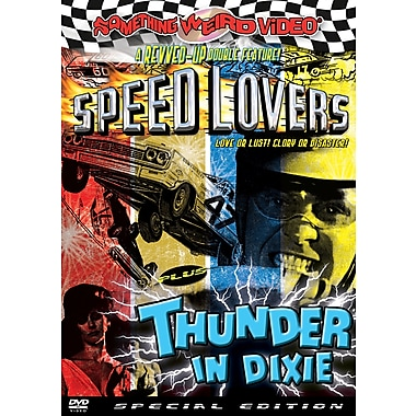 Speed Lovers/Thunder in Dixie (DVD)