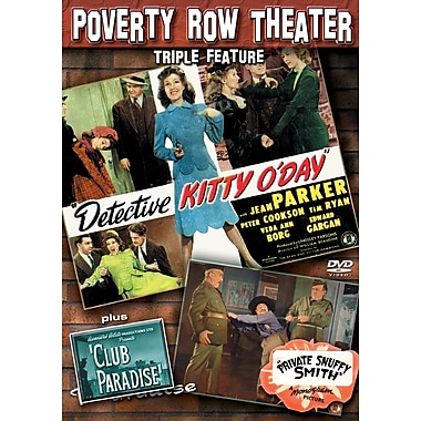 Poverty Row Theater Collection (DVD)
