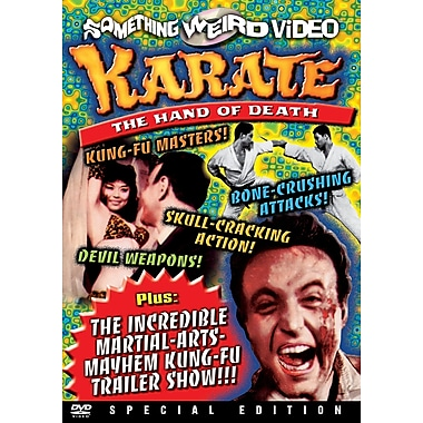 Karate: The Hand of Death (DVD)