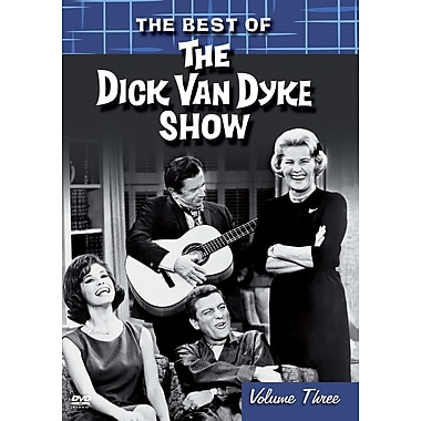 The Best of the Dick Van Dyke Show: Volume 3 (DVD)