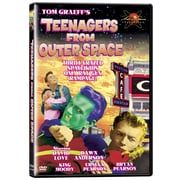 Teenage Monster/ Teenagers From Outer Space (DVD)