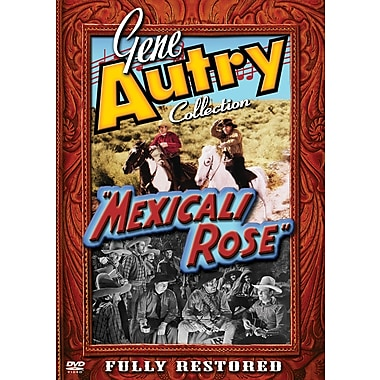 The Gene Autry Show: Mexicali Rose (DVD)