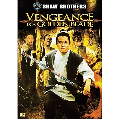 Vengeance Is A Golden Blade (DVD)
