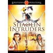 Shaolin Intruders (DVD)