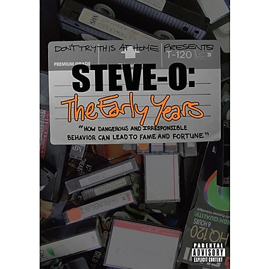 Steve-O: The Early Years (DVD)