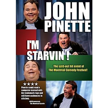 John Pinette: I'm Starvin'! (DVD)