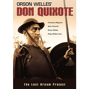 Orson Welles' Don Quixote (DVD)
