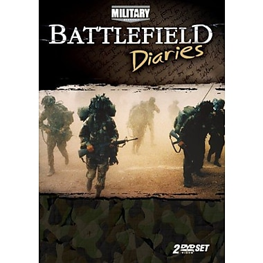 Battlefield Diaries (DVD)