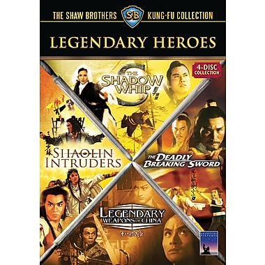 Legendary Heroes (DVD)
