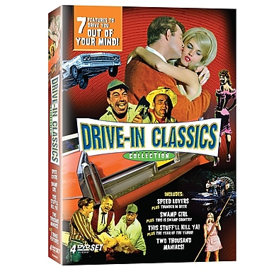Drive-In Classics Collection (DVD)