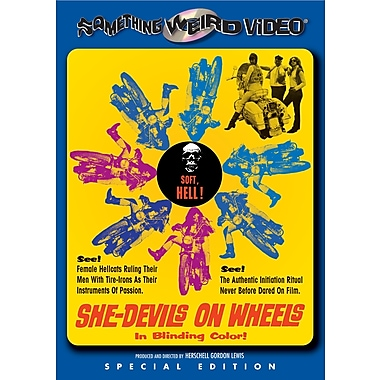 She Devils on Wheels (DVD)
