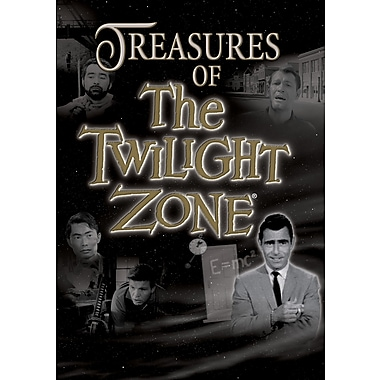 Twilight Zone: Treasures of Twilight Zone (DVD)
