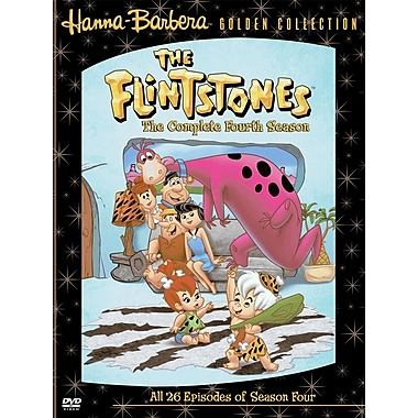 The Flintstones: The Complete Fourth Season (DVD)