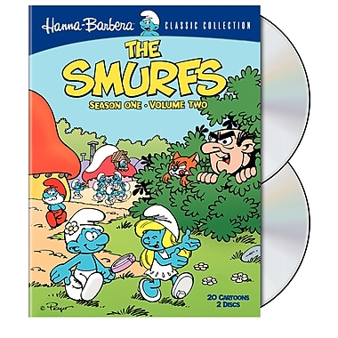 The Smurfs: Season 1, Volume 2 (DVD)