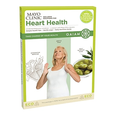 Mayo Clinic Wellness Solutions for Heart Health (DVD)