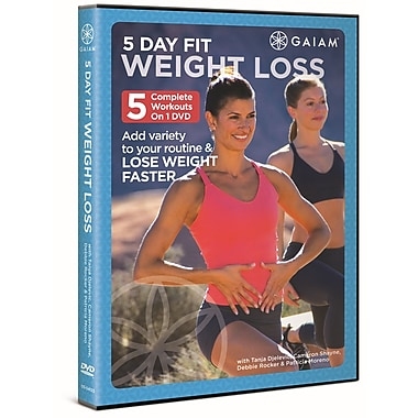 5 Day Fit Weight Loss DVD (DVD)