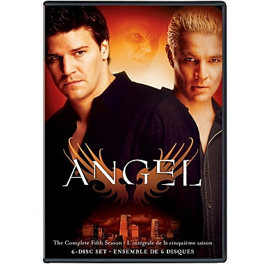 Angel TV: The Complete Fifth Season (DVD)