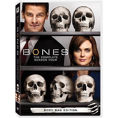 Bones: The Complete Fourth Season (DVD)