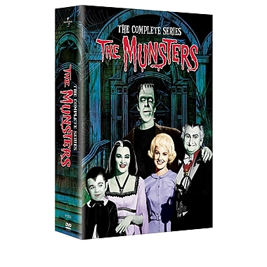 Munsters: The Complete Series (DVD)