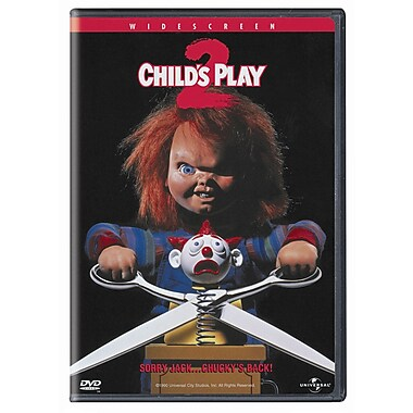 Child's Play 2 (DVD)