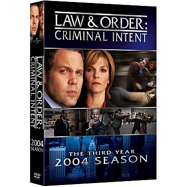 Law and Order: Criminal Intent (DVD)