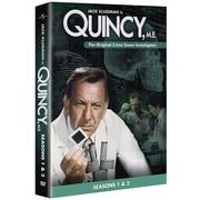 Quincy, M.E.: Season 1 and Season 2 (DVD)