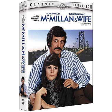 Mcmillan & Wife: Season 1 (DVD)