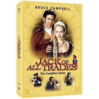 Jack of All Trades (DVD)